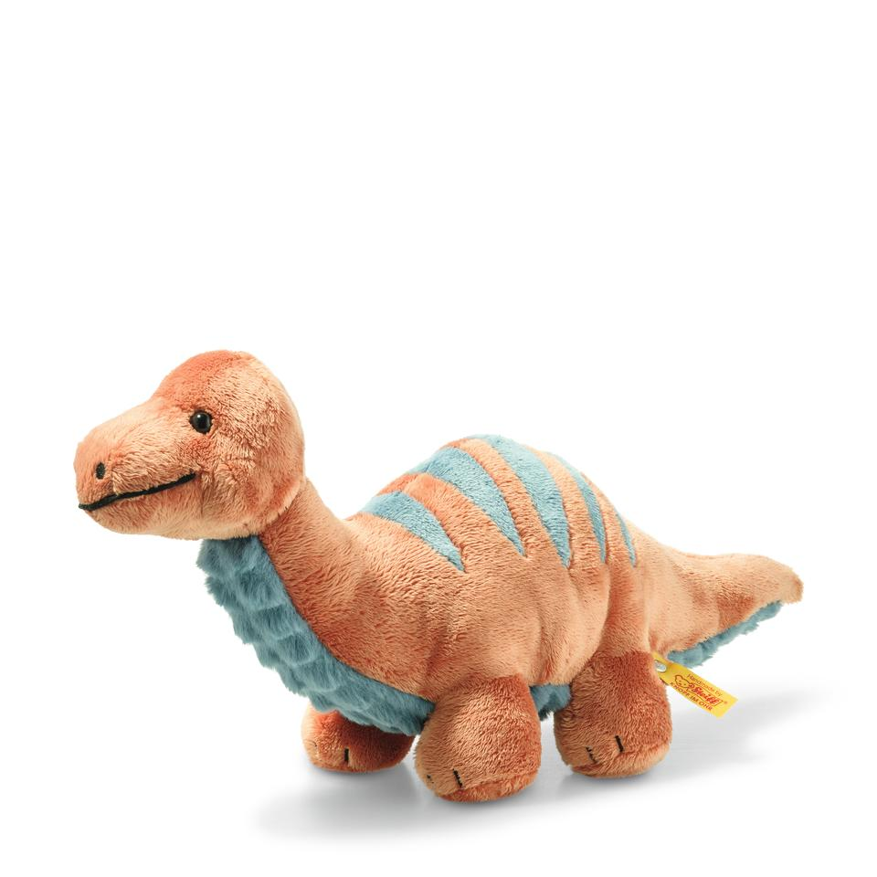 Bronko Brontosaurus 28 dunkelorange/petrol